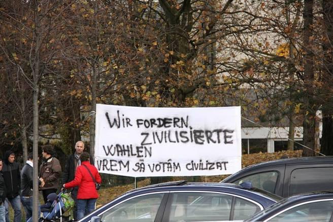 vot civilizat